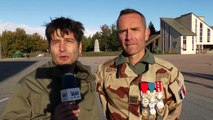 D!CI TV : Gap : Une cérémonie pour marquer la création du 6e escadron du 4e régiment de chasseurs