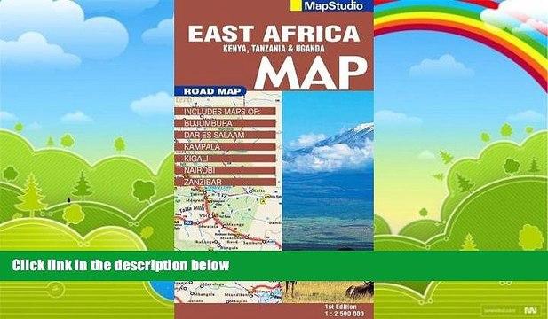 East Africa Road Map.Books To Read East Africa Road Map 1 2 500 000 Kenya Tanzania Uganda Full Ebooks Best Seller