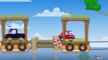 ✔ Voiture de course pour bébés. Dessins animé voiture. Tiki Taki Bébé. Série 6 ✔