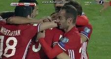 2-2 Varazdat Haroyan Goal HD Armenia 2-2 Montenegro
