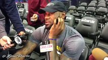 LeBron James Reacts to Donald Trumps Win over Hillary Clinton