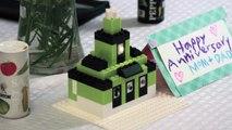 Construye dispositivos electrónicos con piezas de LEGO