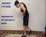 Treino em Casa_ Pernas - Posterior e Anterior de Coxa e Glúteos - Personal Trainer Ricardo Wesley