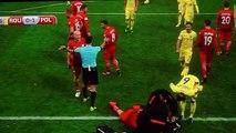 Une violente explosion blesse Robert Lewandowski en plein match