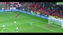 Czech Republic vs Norway 2-1 Full Highlights 11/11/2016 HD