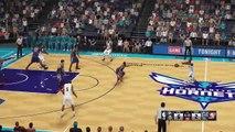Bears Fan 93 NBA 2K15 NBA 2K15: NBA Friday Atlanta Hawks @ Charlotte Hornets (5)