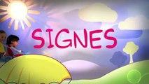 AU PAYS DES SIGNES - Apprends à dire ELEPHANT et SIL TE PLAIT en langue des signes