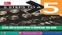 Best Seller 5 Steps to a 5 AP English Language 2016 (5 Steps to a 5 on the Advanced Placement