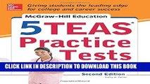 Ebook McGraw-Hill Education 5 TEAS Practice Tests, 2nd Edition (Mcgraw Hill s 5 Teas Practice