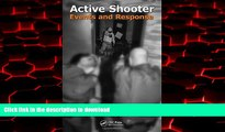 Buy books  Active Shooter Events and Response online for ipad