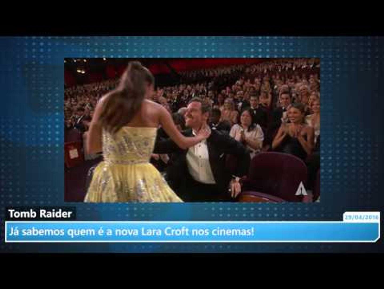 Nova Lara Croft no pedaço: definida a atriz do próximo filme do Tomb Raider
