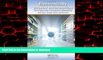 liberty books  Electronically Stored Information: The Complete Guide to Management,