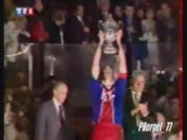 PSG-NANTES 92-93, Finale CDF victoire PSG