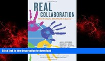 Buy book  Real Collaboration: What It Takes for Global Health to Succeed (California/Milbank Books