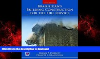 Read books  Brannigan s Building Construction For The Fire Service online