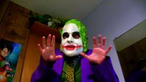 Joker throws POOP at Elsa, Spiderbaby saves Frozen Elsa Baby From Dirty POOP attack in real life