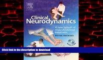 liberty book  Clinical Neurodynamics: A New System of Neuromusculoskeletal Treatment, 1e online