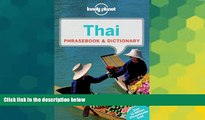 Ebook Best Deals  Lonely Planet Thai Phrasebook   Dictionary  Most Wanted