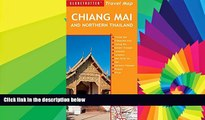 Ebook deals  Chiang Mai and Northern Thailand Travel Map, 5th (Globetrotter Travel Map)  Full Ebook