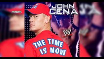 """WWE: """"The Time Is Now"""" (John Cena) Theme Song + AE (Arena Effect)"""