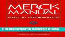 Ebook The Merck Manual of Medical Information (Merck Manual Home Health Handbook (Quality)) Free