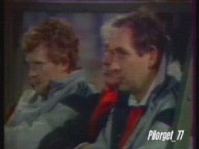 PSG-VITKOVICE 86-87, Coupe des Champions