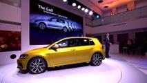 Volkswagen Weltpremiere - Der neue Golf Rede von Dr. Frank Welsch