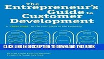 [PDF] Epub The Entrepreneur s Guide to Customer Development: A cheat sheet to The Four Steps to