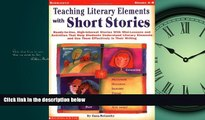 PDF] Teaching Literary Elements with Short Stories: Ready-to