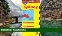 Big Deals  Sydney Travel Map Sixth Edition (Periplus Travel Maps)  Most Wanted