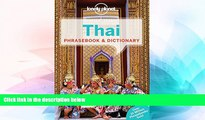 Must Have  Lonely Planet Thai Phrasebook   Dictionary (Lonely Planet Phrasebook and Dictionary)