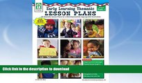 FAVORITE BOOK  Early Learning Thematic Lesson Plans, Grades PK - 1: 32 Thematic Lesson Plans for