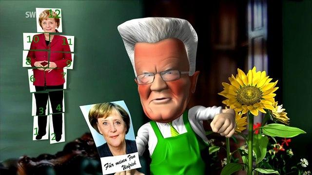 Merkels Fan