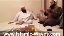 very Funny video of    Maulana Tariq Jameel  sahab