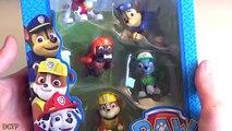 PAW PATROL Nickelodeon Paw Patrol Pup Buddies Set Juguetes de la Patrulla Canina Toys Unboxing