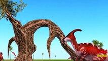 Dinosaur Cartoons Short Movie | Big Dinosaurs Fights And Battles | Amazing Dinosaurs Short Film
