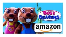 Alphabet Songs Collection & More   Busy Beavers 70 Min Compilation, Learn to Sing the ABCs, Baby