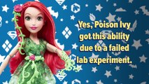 Test Your Knowledge of DC Super Hero Girls Poison Ivy   DC Super Hero Girls