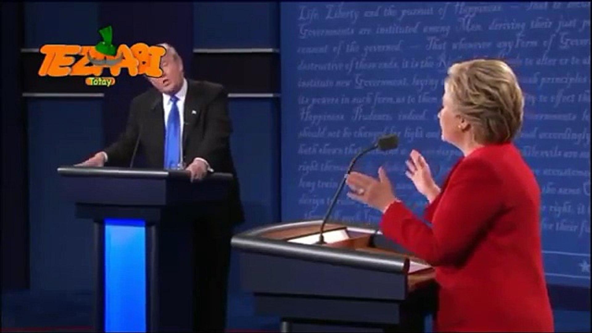 Donal Trump vs Hillary Clinton Tezabi Totay 2016 | America Election 2016 | Tezabi Totay 2016