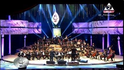 هاني شاكر حفل مهرجان الموسيقي العربيه الخامس و العشرون  2016