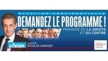 Demandez le programme ! Nicolas Sarkozy - Impressions de tournage -