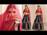Bridal Lehenga Choli Designs & Styles 2016-2017 Collection By Designersandyou