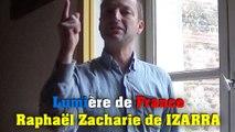 Lumière de France - Raphaël Zacharie de IZARRA