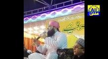 Maslak e Ala Hazrat Salamat Rahe, Manqabat by Owais Raza Qadri Mehfil e Naat on 10th Nov 2016, Karachi Pakistan
