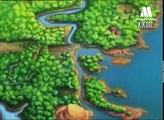 Kikool, Aventures pour enfants, dessins éducatifs -02, Quand les rivières coulent.
