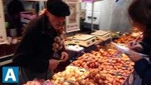 Comment cuisiner les oignons ? on est allés prendre quelques conseils à la foire de Givet