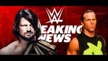 MAJOR #WWE News #ShawnMichaels WWE RETURN 2017 vs #AJStylesOrg WWE Royal Rumble 2017 #ajstyles HBK
