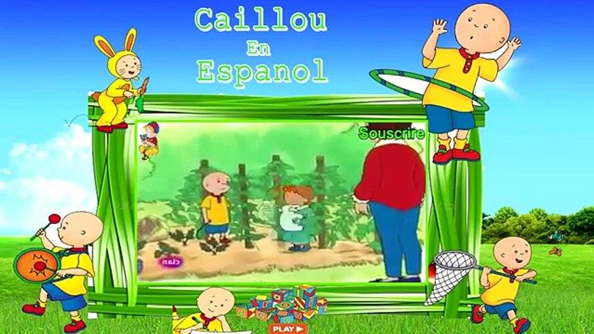 Caillo En El Bano.Caillou En Espanol Dvd24 Capitulos Completos Discovery Kids Latino