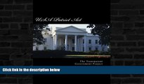 EBOOK ONLINE  USA Patriot Act: The Transparent Government Project  DOWNLOAD ONLINE