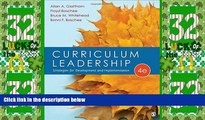 Deals in Books  Curriculum Leadership: Strategies for Development and Implementation  READ PDF